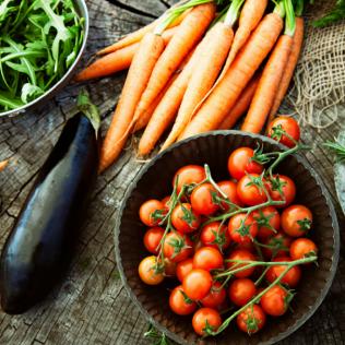 15 No-Brainer Ways to Get Enough Veggies